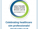 Healthcare Simulation Week 2018